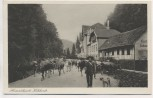 AK Friedrichroda Heimziehende Kuhherde 1930