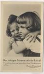 AK Foto 2 Kinder mit Leica aufgenommen Winterhoff Kreuzplatz 9 Gießen 1925
