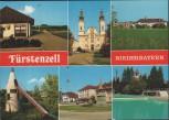 Ak Fürstenzell Niederbayern bei Passau 1975