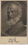 Künstler-AK Fritz Quidenus Leopold Prinz von Bayern Ostpreußen-Hilfe 1915