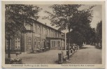 AK Ostseebad Haffkrug Pension Strandperle Bes. J. Jenssen b. Scharbeutz 1929