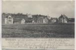 AK Ebenhausen im Isartal Straßenansicht b. Schäftlarn 1906