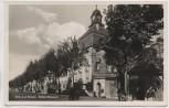 AK Foto Ulm an der Donau Sedan-Kaserne Straße Feldpost 1940 RAR