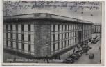 VERKAUFT !!!   AK Foto Berlin Neubau der Reichskanzlei in der Voßstraße mit Autos 1941