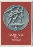 AK Reichsparteitag Nürnberg Propaganda Sonderstempel 5.-12. September 1938