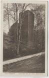 AK Alt-Freiberg Turm mit Teil der alten Stadtmauer Freiberg Sachsen 1915