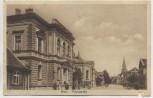 AK Mitau Palaisstraße Kurland Jelgava Lettland Feldpost 1917