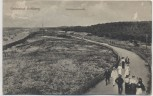 AK Ostseebad Kahlberg Dünenpromenade mit Menschen Krynica Morska Frische Nehrung Ostpreußen Polen 1915