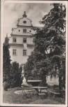 AK Staatl. Heilanstalt Zwiefalten Innenhof 1971