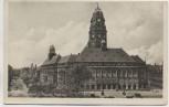 AK Foto Dresden Neues Rathaus 1928