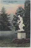 AK Dresden Kgl. Grosser Garten Leda-Gruppe 1910