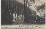 AK Gruss aus Bad Salzdetfurth Salzdetfurt An der Saline mit Menschen 1903
