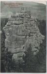 AK Schierke Schnarcherklippe Oberharz b. Wernigerode 1910