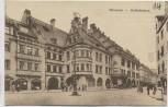 AK München Hofbräuhaus Reisegruß Studienreise des Abi Leipzig 1910