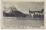 AK Garmisch-Partenkirchen Leonhardihof Höllentalstraße 68 1920 RAR
