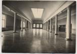 AK Foto Rostock Schwimmhalle Neptun Wandelhalle 1956