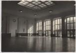 AK Foto Rostock Schwimmhalle Neptun Gymnastikhalle 1958