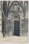 AK Marienburg Malbork Hochschloss Eingang zum Turmgemach Westpreußen Polen 1910