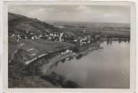 AK Foto Groß Czernosek Elbtal Sudetengau Ortsansicht Velké Žernoseky Tschechien 1939