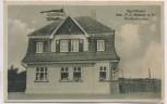 AK Waltershausen Sporthaus des F.C. Meteor e.V. Thüringen 1925 RAR