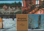 AK Berghütte Sackpfeife bei Biedenkopf Hessen 1970