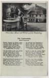 AK Bad Godesberg Aennchen-Haus mit Blick auf Godesberg Die Lindenwirtin Gedicht 1939