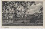 AK Foto Baumholder Ortsansicht Rheinland-Pfalz 1942