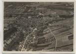 AK Foto Odernheim Pfalz Flugzeugaufnahme 1935