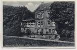 AK Foto Nimmer bei Dahl a. d. Volme Hagen Restaurant zur Linde 1938