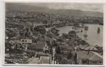AK Foto Split Spalato Ortsansicht Deutsche Schiffspost Wilhelm Gustloff Kroatien 1939