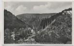 AK Foto Stadtsteinach Frankenwald Steinachtal mit Waldschänke und Ruine Nordeck 1940