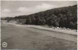 AK Foto Ostseebad Eckernförde Steilküste mit Zeltplatz 1960