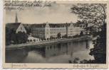 AK Grimma in Sachsen Fürstenschule St. Augustin 1940