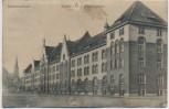 AK Wilhelmshaven Kaserne 1 der 2. Torpedo-Division 1914