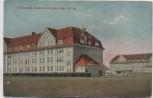 AK Jarotschin Kaserne des Infant.-Reg. Nr. 46 Jarocin Posen Polen 1910