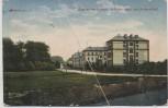 AK Saarlouis Kaserne des 1. Rhein. Feld-Art. Rgts. von Holtzendorff Feldpost 1915