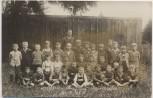 AK Foto München Freimann Gruppenbild Kinder Jungen 1928