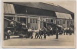 AK Foto Unsere Luftwaffe Flakgeschütz Flak beim Reinigen Soldaten 1938