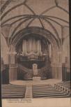 VERKAUFT !!!   AK Lutherkirche Wiesbaden Innenansicht erbaut von Professor Pützer 1910