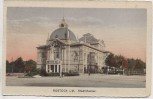 AK Rostock Stadttheater 1926