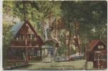 AK Wehlen Restaurant Waldidyll im Uttewalder Grund Sächs. Schweiz 1920