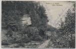 AK Grasleben Wald-Sanatorium Partie a. d. Walde beim Kurhaus b. Helmstedt 1921 RAR