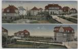 AK Reichenbach im Vogtland Gartenstadt 1920