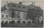 AK Kurort Hartha b. Tharandt Gasthof Gartenansicht 1912
