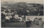 AK Waldkirchen-Zschopenthal Ortsansicht Gasthaus zur Post b. Grünhainichen 1921 RAR