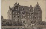 AK Grimma in Sachsen Realschule Feldpost 1917