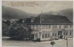 AK Friedrichroda in Thüringen Gast u. Logierhaus Thüringer Hof Feldpost 1917 RAR