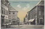 AK Hildburghausen Untere Marktstrasse 1913 RAR