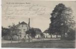 AK Bockelwitz Gruß vom sächsischen Reiter Gasthof bei Leisnig 1913 RAR