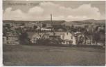 AK Oberschönheide im Erzgebirge Ortsansicht mit Fabrik Schönheide 1929